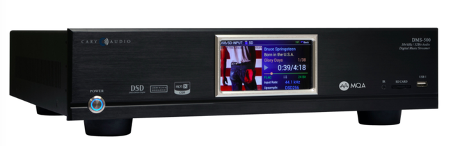 Cary Audio DMS-500 Network Player