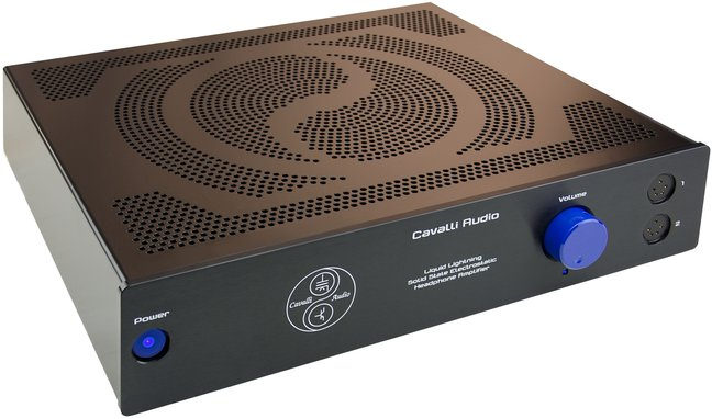 Cavali Audio Liquid Lightning Electrostatic Headphone Amplifier (Playback 60)