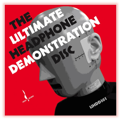 Chesky Records Releases The Ultimate Headphone Demonstration Disc