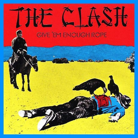 The Clash in High-Res