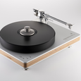Clearaudio Performance DC Wood Turntable with Tracer Tonearm
