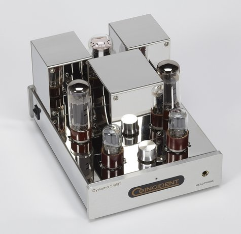 Coincident Speaker Technology Dynamo 34SE Power Amplifier