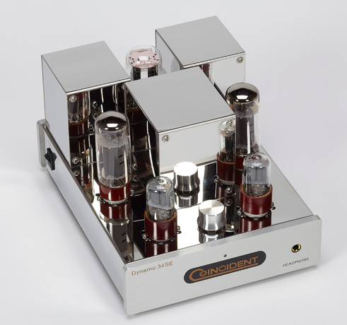 Coincident Speaker Technology Dynamo 34SE Mk. II Power Amplifier