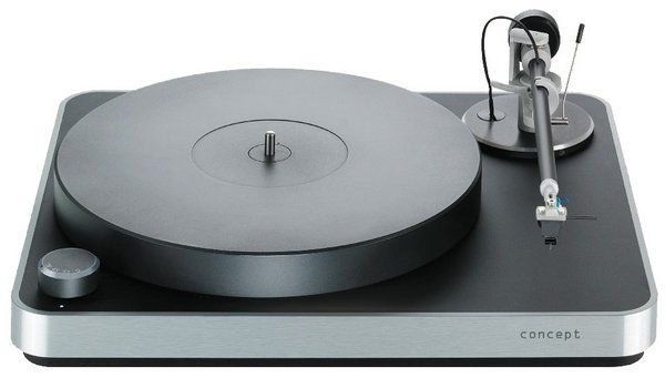 Clearaudio Concept, Pro-Ject RM-9.2, and Thorens TD 160 (TAS 206)
