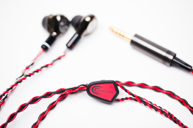 Crystal Cable Dream Duet Headphone Cable
