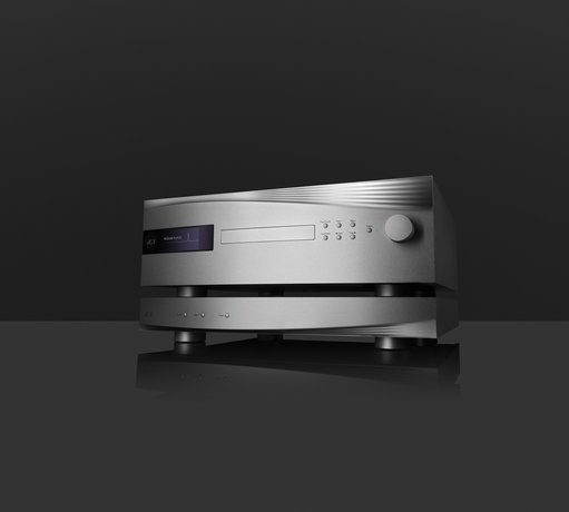 dCS Rossini disc player and clock