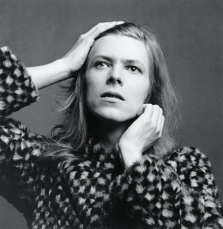 David Bowie: Then and Now