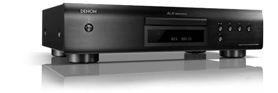 Denon Introduces New Integrated Amplifier and CD Player