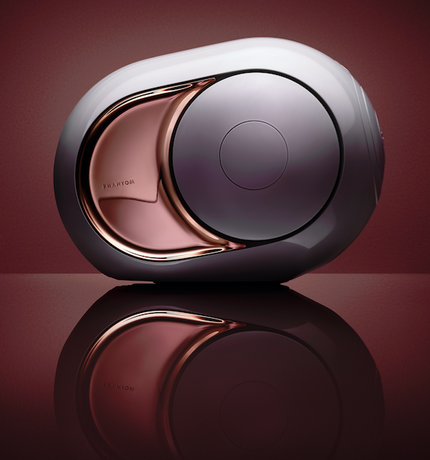 Devialet Announces Gold Phantom, Most Extreme Speaker Ever Made