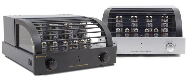 PrimaLuna DiaLogue Premium Integrated Tube Amplifier