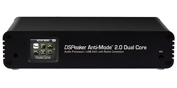 DSPeaker Anti-Mode 2.0 DualCore Digital Signal Processor
