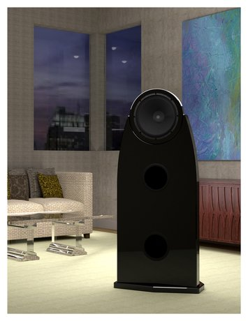 Emerald Physics CS2.3 Mk II Loudspeaker