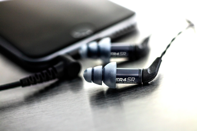 Etymotic ER4SR and ER4XR In-Ear Monitors