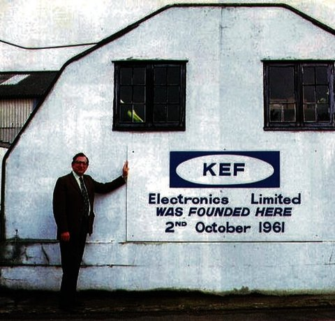 KEF Turns 50: A Retrospective