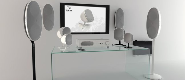 Focal Bird Compact Audio System (Playback 48)