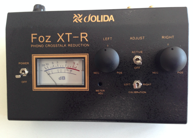 Jolida Foz XT-R for Crosstalk Reduction