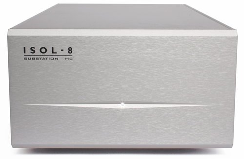 ISOL-8 Substation LC and HC Power Conditioners (Hi-Fi+ 80)
