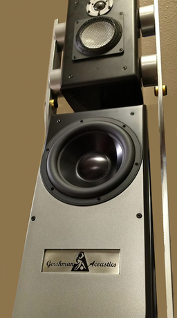 Gershman Acoustics Reveals New Posh Speaker