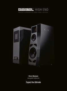 Göbel High End Announce Unveiling of New Loudspeaker: Divin Marquis