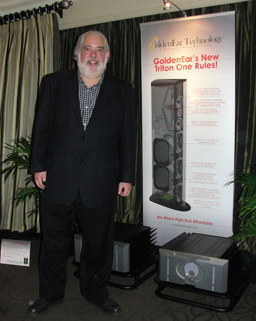 GoldenEar Technology Event at Stereo Exchange NYC