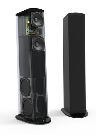 GoldenEar Triton Five