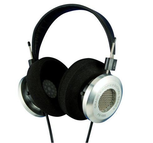 First Look: Grado PS1000 Headphones
