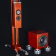 Aluminous Audio Announces Newest Version of Gravitas Loudspeaker System
