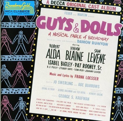 Golden Age Broadway Musicals On Record