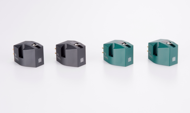 Excel Sound Corporation Hana E and S Series Moving-Coil Cartridges
