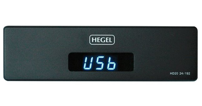 Hegel Music System Set to Launch HD25 DAC