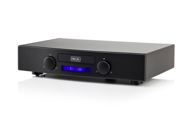 Hegel Mohican CD Player