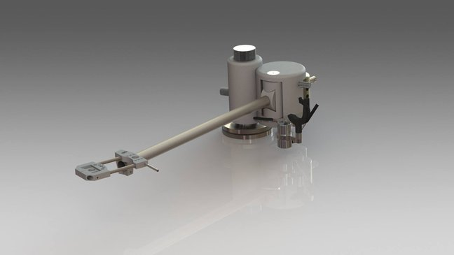 """Acoustical-Systems Introduce the NEW 10"""" Reference Tonearm – The AQUILAR"""