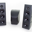 High-Resolution Technologies Stage IV Speaker/Amplifier System