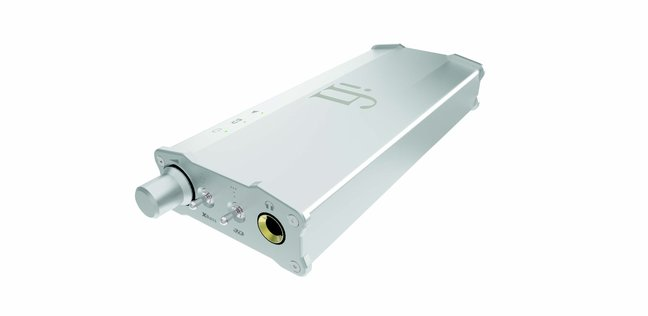iFi Micro iCAN Headphone Amplifier (Hi-Fi+)