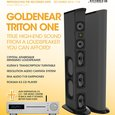 Issue 118 Hot Preview - GoldenEar Technology Triton One