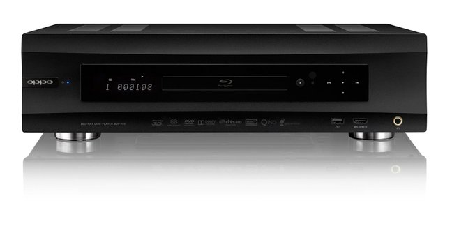 Oppo BDP-105 Universal/Blu-ray Player and DAC