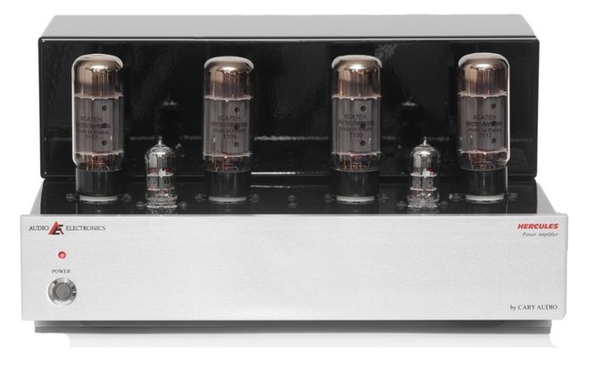 Introducing the New Hercules Power Amp From Audio Electronics by Cary Audio