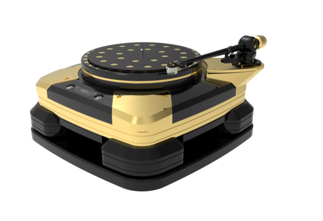 Acoustic Signature Invictus Jr. Turntable and TA-9000 Tonearm