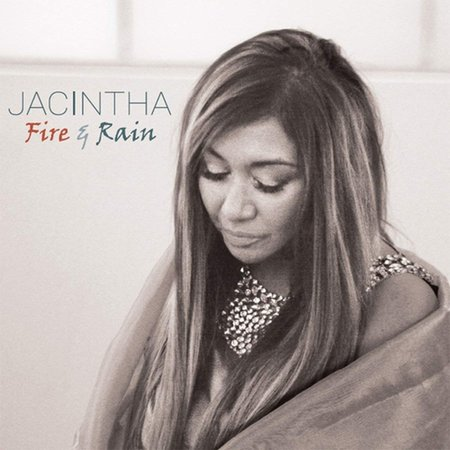 Jacintha:  Fire and Rain