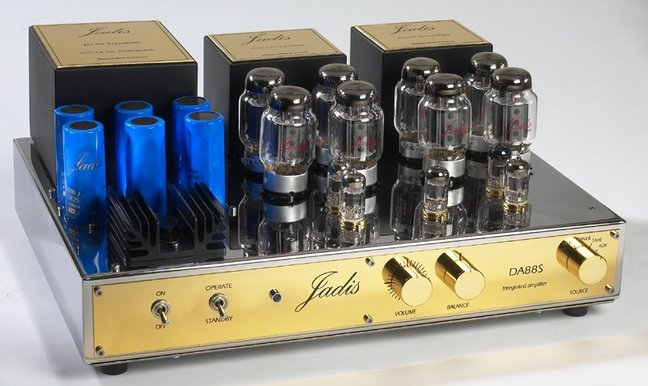 Jadis DA88S MkII Integrated Amplifier