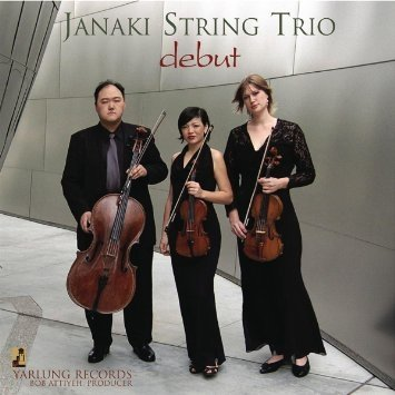 Yarlung Records Introduces New 45 RPM LP: String Trios by Penderecki and Barabba