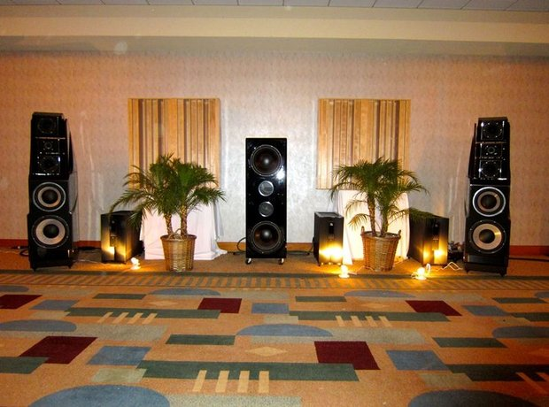 Several Product Premiers at California Audio Show
