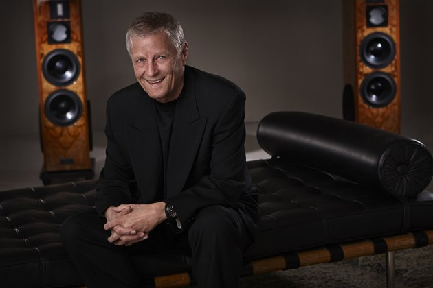 Jim Salk, Founder of Salk Signature Sound