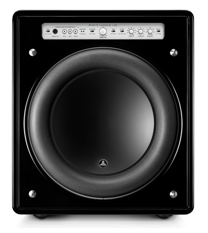 JL Audio Fathom f113v2 Subwoofer and CR-1 Active Crossover