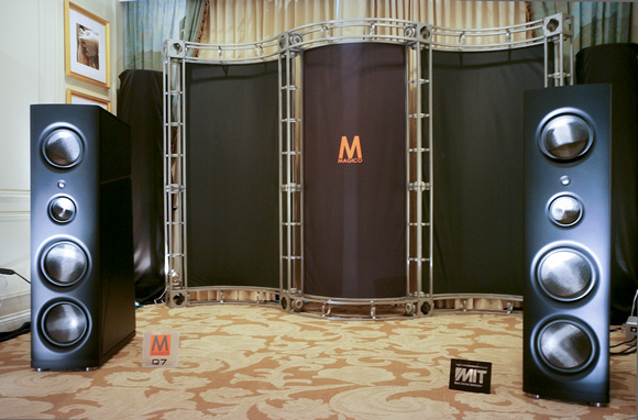 CES 2012 Report - Jonathan Valin on Loudspeakers $25K and Above