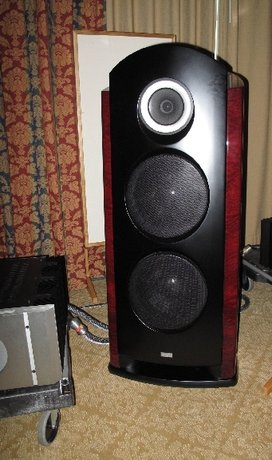 JV Reports on More High-End (over $20K) Speakers at CES 2009