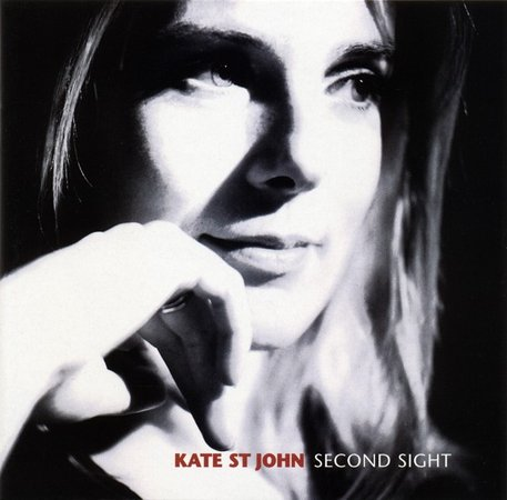 Kate St. John:  Second Sight