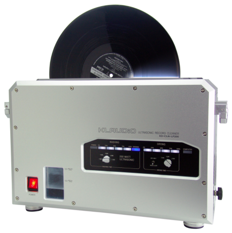 Follow Up: Klaudio KD-CLN-LP200 Ultrasonic Vinyl Record Cleaner