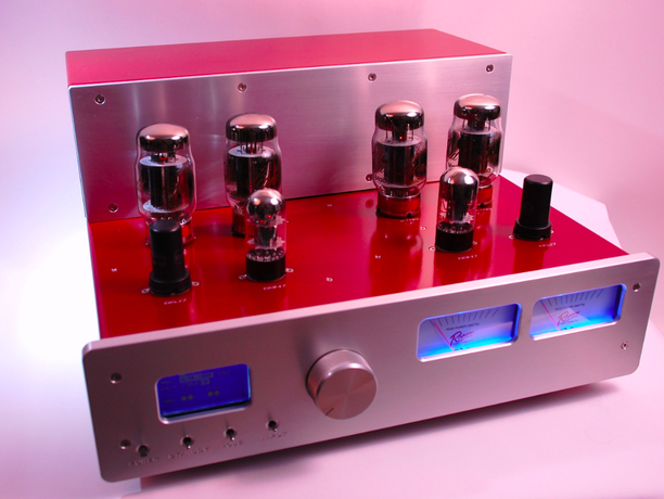 Rogers High Fidelity KWM-88 Corona Integrated Amplifier