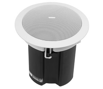 Tannoy's In-Ceiling CVS4 Micro Speaker Fits Where Others Won't